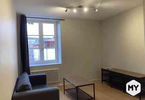 Appartement 2 pièces 40 m2 à louer Clermont-Ferrand 63000 Gaillard, 440 €/mois
