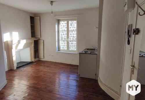Appartement 1 pièce 22 m2 à louer Clermont-Ferrand 63000 Gaillard, 270 €/mois