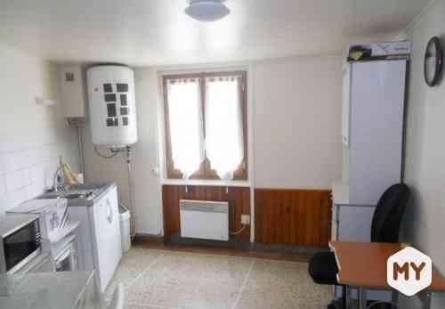 Appartement 1 pièce 27 m2 à louer Clermont-Ferrand 63000 Fontgiève, 291 €/mois