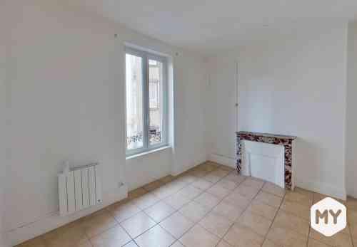 Appartement 2 pièces 40 m2 à louer Clermont-Ferrand 63000 Delille, 470 €/mois