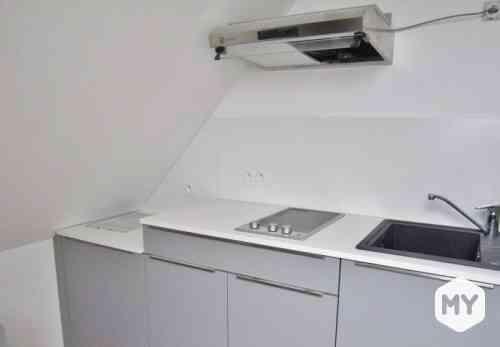 Appartement 1 pièce 37 m2 à louer Chamalières 63400, 395 €/mois