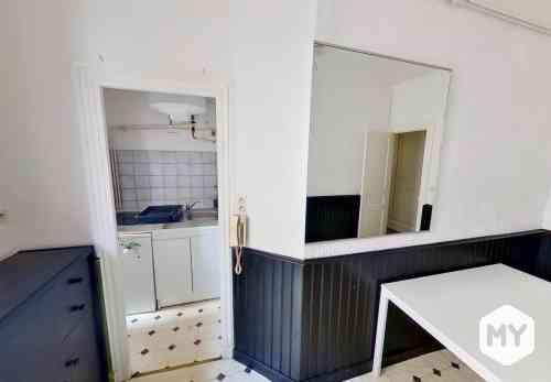 Appartement 2 pièces 50 m2 à louer Clermont-Ferrand 63000 Delille, 425 €/mois