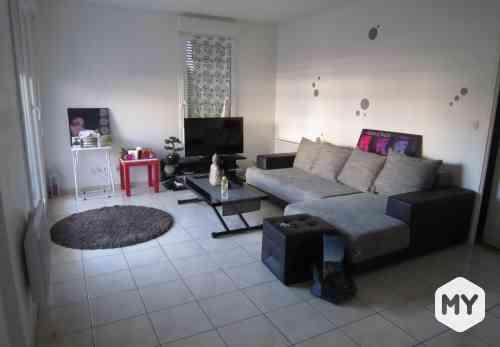 Appartement 2 pièces 44 m2 à louer Clermont-Ferrand 63000 Léon Blum, 520 €/mois