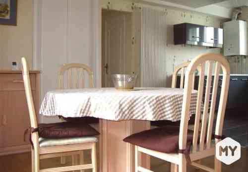 Appartement 3 pièces 58 m2 à vendre Clermont-Ferrand 63000 Les Pistes, 107 500 €