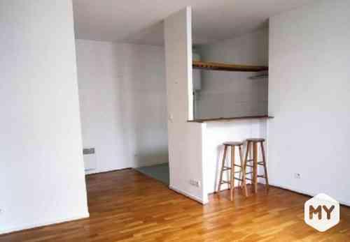 Appartement 2 pièces 37 m2 à louer Clermont-Ferrand 63000 Jaude, 420 €/mois