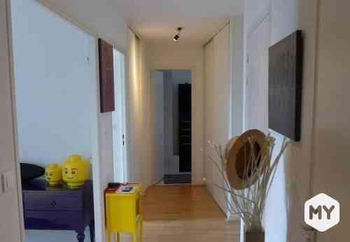 Appartement 2 pièces 58 m2 à louer Clermont-Ferrand 63000 Jaude, 590 €/mois