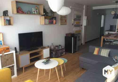 Appartement 3 pièces 60 m2 à vendre Clermont-Ferrand 63000 Chanteranne, 120 000 €