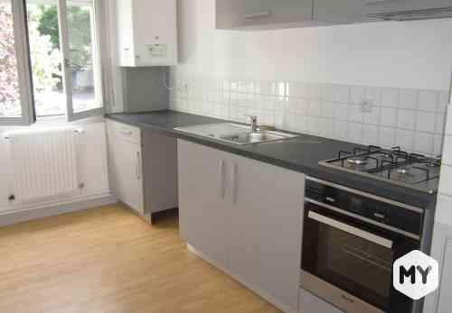 Appartement 2 pièces 48 m2 à louer Clermont-Ferrand 63000 Place du 1er mai, 530 €/mois