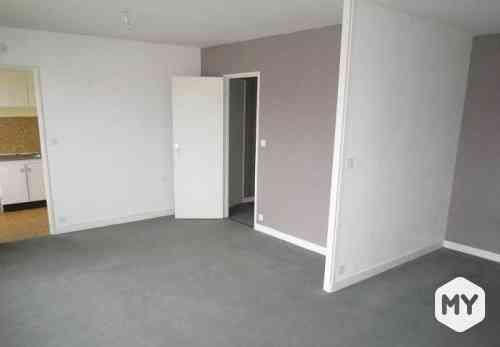 Appartement 1 pièce 40 m2 à louer Clermont-Ferrand 63000 Jaude, 530 €/mois