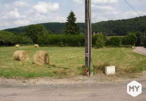 Terrain de 2025 m2 à vendre à Saint-Eloy-les-Mines