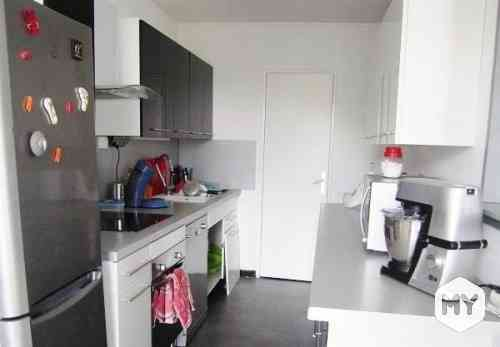 Appartement 4 pièces 76 m2 à louer Clermont-Ferrand 63000 La Gauthière, 680 €/mois