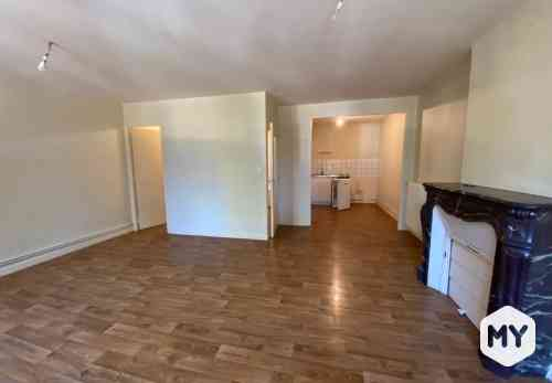 Appartement 2 pièces 60 m2 à louer Clermont-Ferrand 63000 Gaillard, 500 €/mois