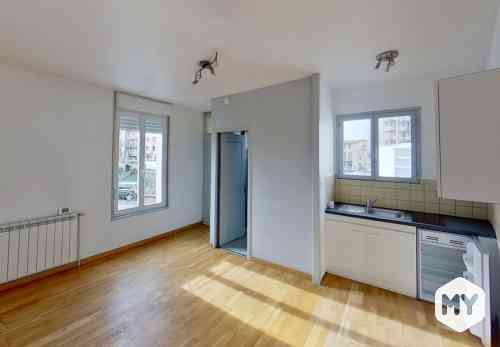 Appartement 2 pièces 30 m2 à louer Clermont-Ferrand 63000, 450 €/mois