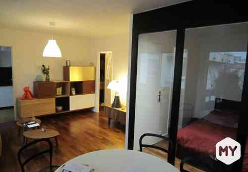 Appartement 2 pièces 44 m2 à louer Clermont-Ferrand 63000 Jaude, 680 €/mois
