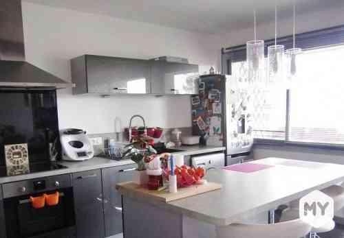 Appartement 3 pièces 68 m2 à louer Clermont-Ferrand 63000 Salins, 690 €/mois