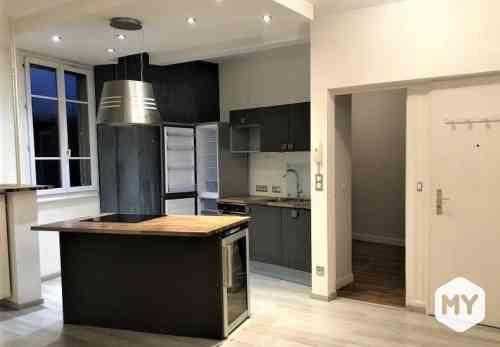 Appt T3 de 60 m2 à louer Clermont Ferrand 63000, 785 €