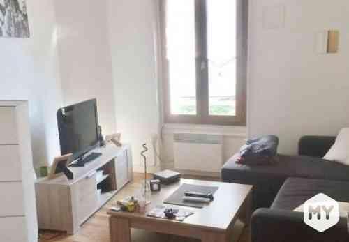 Appartement 2 pièces 45 m2 à louer Clermont-Ferrand 63000 Gaillard, 400 €/mois