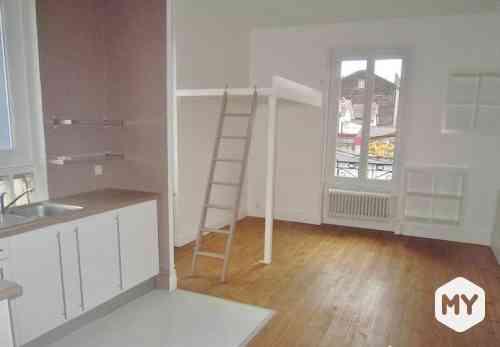 Appartement 2 pièces 32 m2 à louer Clermont-Ferrand 63000 Salins, 490 €/mois