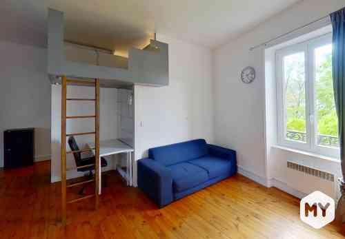 Appartement 2 pièces 42 m2 à louer Clermont-Ferrand 63000 Jaude, 530 €/mois