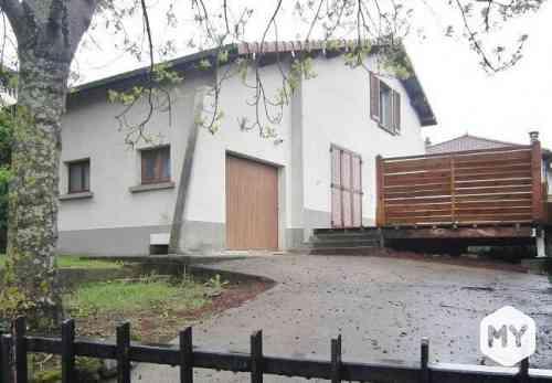 Maison 3 pièces 70 m2 à louer Romagnat 63540, 690 €/mois