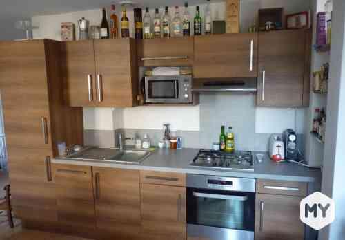 Appartement 3 pièces 71 m2 à louer Clermont-Ferrand 63000 Cathédrale, 750 €/mois