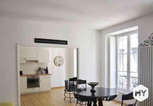 Appartement 3 pièces 97 m2 à louer Clermont-Ferrand 63000 Jaude, 900 €/mois