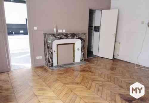Appartement 1 pièce 39 m2 à louer Chamalières 63400, 465 €/mois