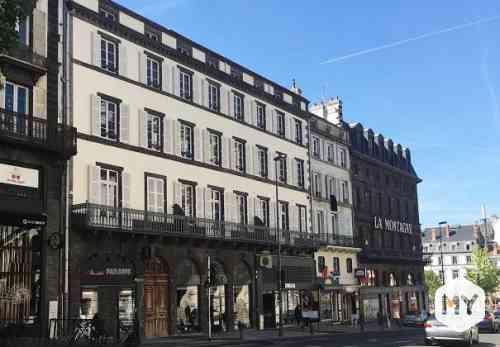 Appartement 3 pièces 71 m2 à louer Clermont-Ferrand 63000 Jaude, 780 €/mois