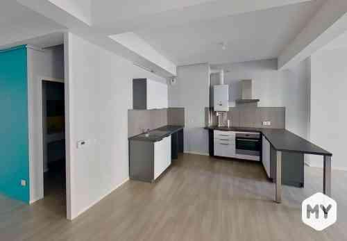 Appartement 4 pièces 124 m2 à louer Clermont-Ferrand 63000 Jaude, 1 090 €/mois
