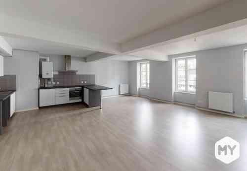 Appartement 4 pièces 123 m2 à louer Clermont-Ferrand 63000 Jaude, 1 250 €/mois
