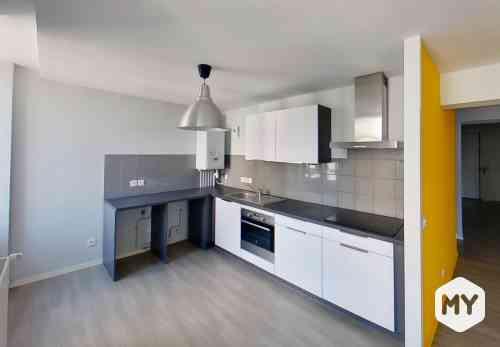 Appartement 3 pièces 72 m2 à louer Clermont-Ferrand 63000 Jaude, 780 €/mois