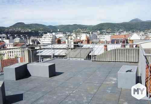 Appartement 4 pièces 119 m2 à louer Clermont-Ferrand 63000 Jaude, 1 400 €/mois
