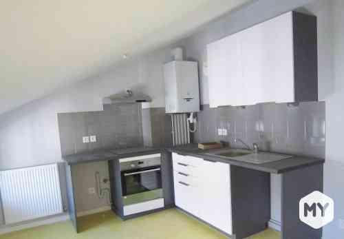 Appartement 2 pièces 62 m2 à louer Clermont-Ferrand 63000 Jaude, 690 €/mois