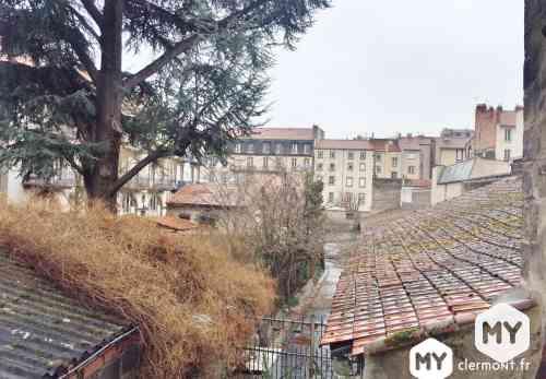 Bien immo vendu à un promoteur — Clermont Ferrand