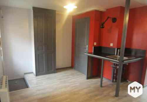Appartement 2 pièces 30 m2 à louer Clermont-Ferrand 63000 Les Carmes, 350 €/mois