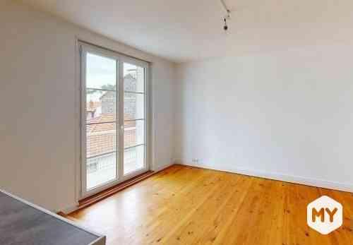 Appartement 2 pièces 47 m2 à louer Clermont-Ferrand 63000 Salins, 565 €/mois
