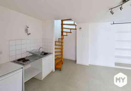 Appartement 2 pièces 45 m2 à louer Clermont-Ferrand 63000 Jaude, 400 €/mois