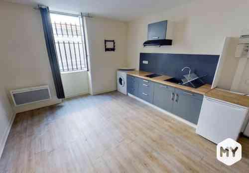 Appartement 2 pièces 31 m2 à louer Clermont-Ferrand 63000 Les Carmes, 390 €/mois