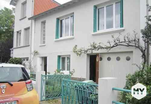 Maison 4 pièces 100 m2 à louer Chamalières 63400, 1 100 €/mois