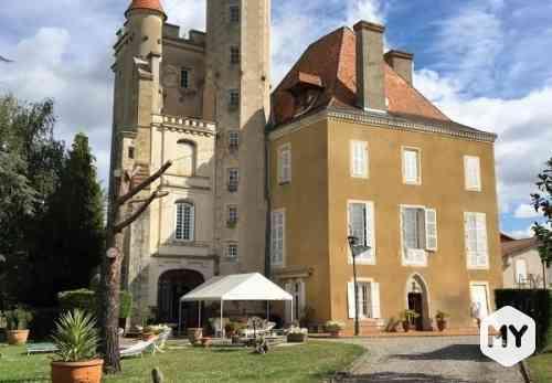 Maison 5 pièces 500 m2 à vendre Glaine Montaigut 63160, 1 257 000 €