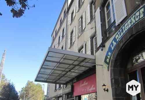 Appartement 2 pièces 35 m2 à louer Clermont-Ferrand 63000 Jardin Lecoq, 330 €/mois