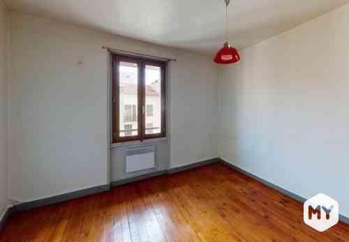 Appartement 2 pièces 45 m2 à louer Clermont-Ferrand 63000 Gaillard, 410 €/mois