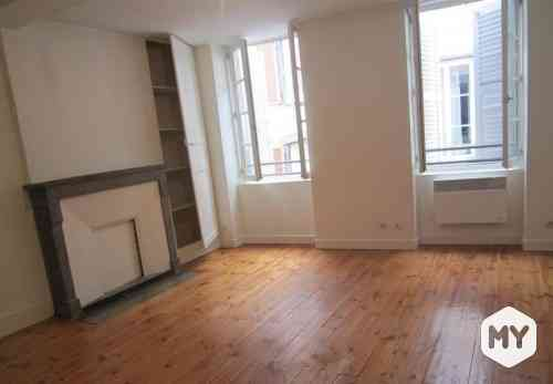 Appartement 1 pièce 30 m2 à louer Clermont-Ferrand 63000 Jaude, 370 €/mois