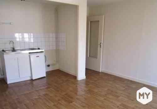 Appartement 2 pièces 40 m2 à louer Clermont-Ferrand 63000 Gaillard, 415 €/mois