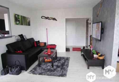 Appartement à vendre à Clermont-Ferrand, secteur Les Pistes