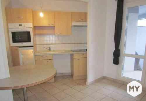 Appartement 1 pièce 27 m2 à louer Clermont-Ferrand 63000 Jaude, 455 €/mois