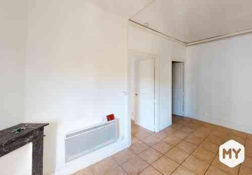 Appartement 2 pièces 35 m2 à louer Clermont-Ferrand 63000 Delille, 450 €/mois