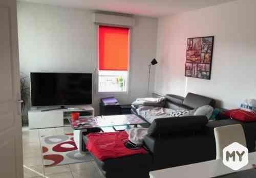 Appartement 2 pièces 44 m2 à louer Clermont-Ferrand 63000 Léon Blum, 505 €/mois