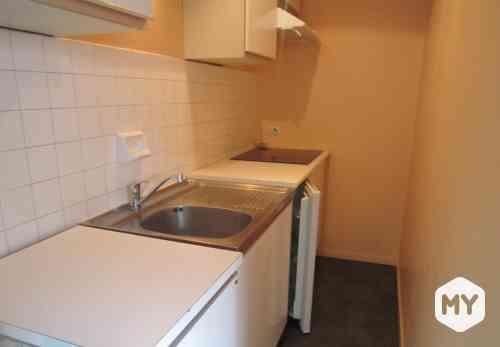 Appartement 1 pièce 30 m2 à louer Chamalières 63400, 370 €/mois