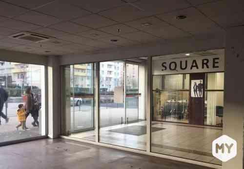 Commercial 3 pièces 126 m2 à louer Clermont-Ferrand 63000, 2 775 €/mois